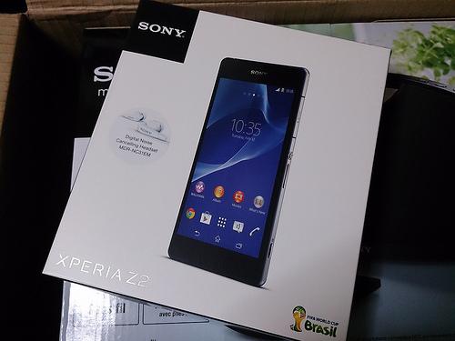 en venta: Samsung Galaxy S5,Apple iPhone 5S,Sony Xperia Z2 - Imagen1