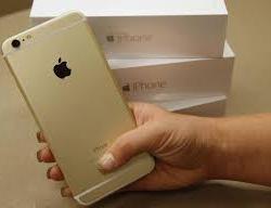 Appls iPhons 6