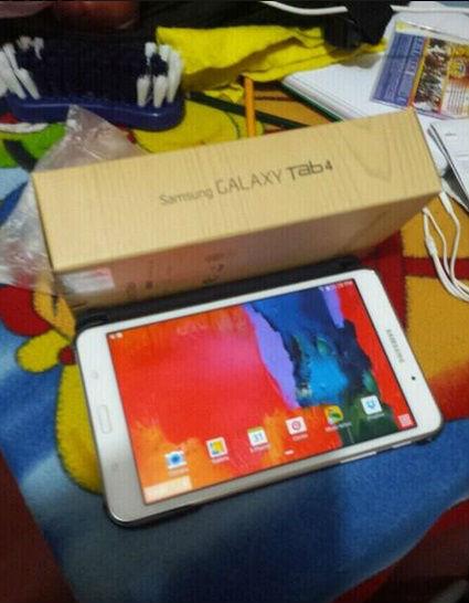 Galaxy tab4 de 7 pulgadas - Imagen1