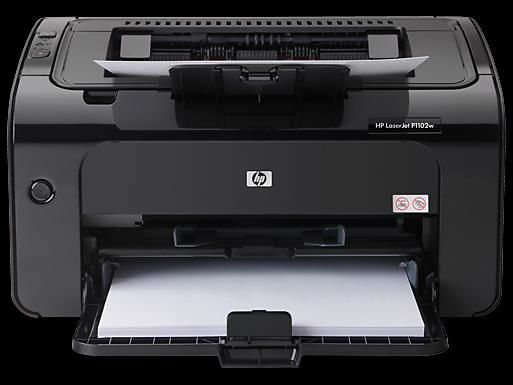 HP LaserJet Pro P1102w Printer LASER - Imagen1