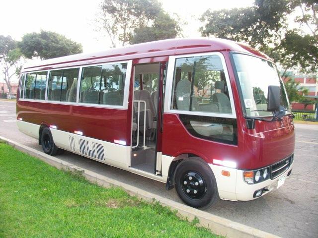 DC MiniBus Mitsubishi Costado