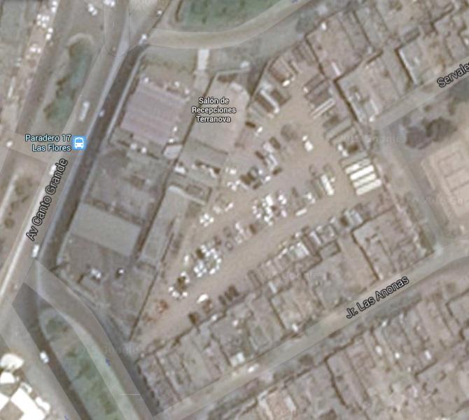 e Cuatro negocios integrados en9350m Casi Centro Lima Perú