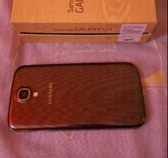 Samsung Galaxy S4 - Imagen2