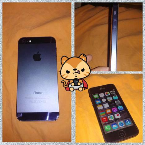 iPhone 5 16gb LIBRE - Imagen1