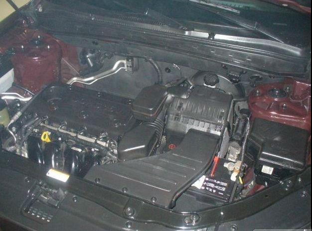 Hyundai Santa Fe Full Equipo 2010 - Imagen2