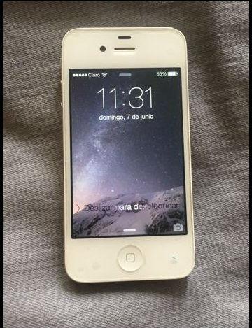 iPhone 4s De 16gb Libre De Fabrica - Imagen1