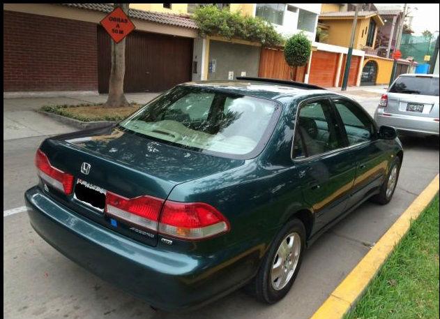 Honda Accord 2002. NACIONAL - Imagen2