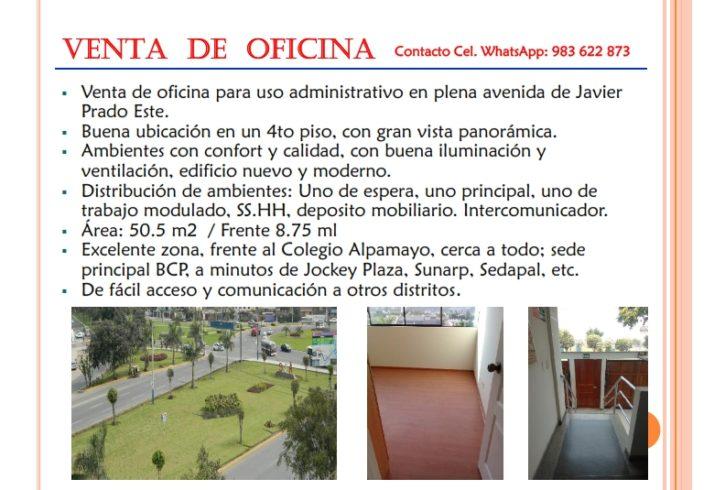 foto venta of publicidad julio pg2