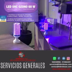 LED UVC