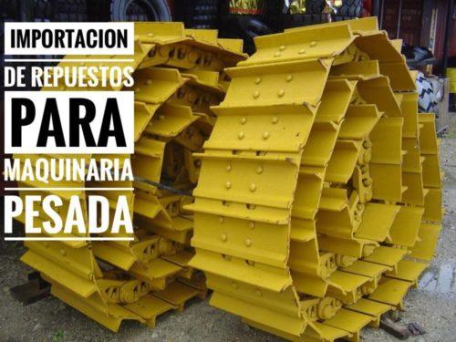 IMPORTACION  REPUESTOS MAQUINARIA PESADA