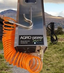 GENERADOR DE OZONO 8,000MG DUAL PARA AGRICULTURA, GANADERIA, AVICULTURA