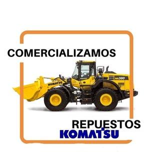 REPUESTOS MAQUINARIA KOMATSU
