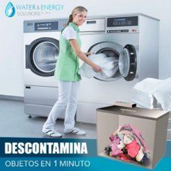 CAJA DE DESCONTAMINACION BIO III