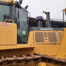 JJ Tractor de Oruga Komatsu D155AX 2