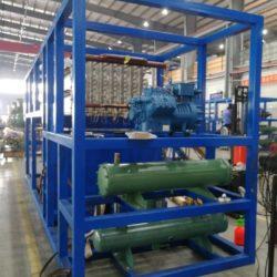22 Maquina de hielo de 5 toneladas