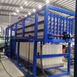 19 Máquina de hielo industrial