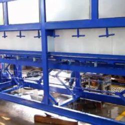 23 Máquina de hielo de 10 toneladas